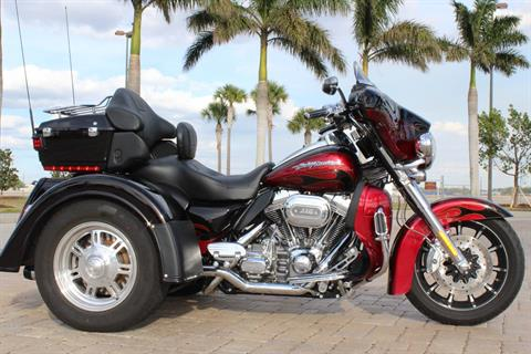2011 Harley-Davidson Ultra CVO in Fort Myers, Florida