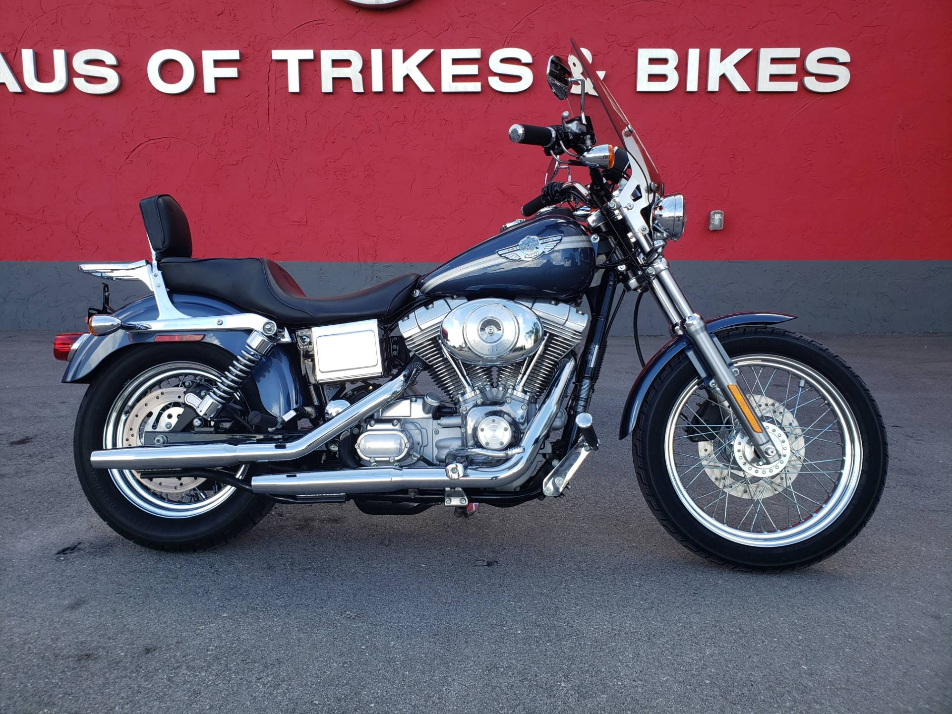 2003 Harley-Davidson FXDL Dyna Low Rider® in Fort Myers, Florida - Photo 1