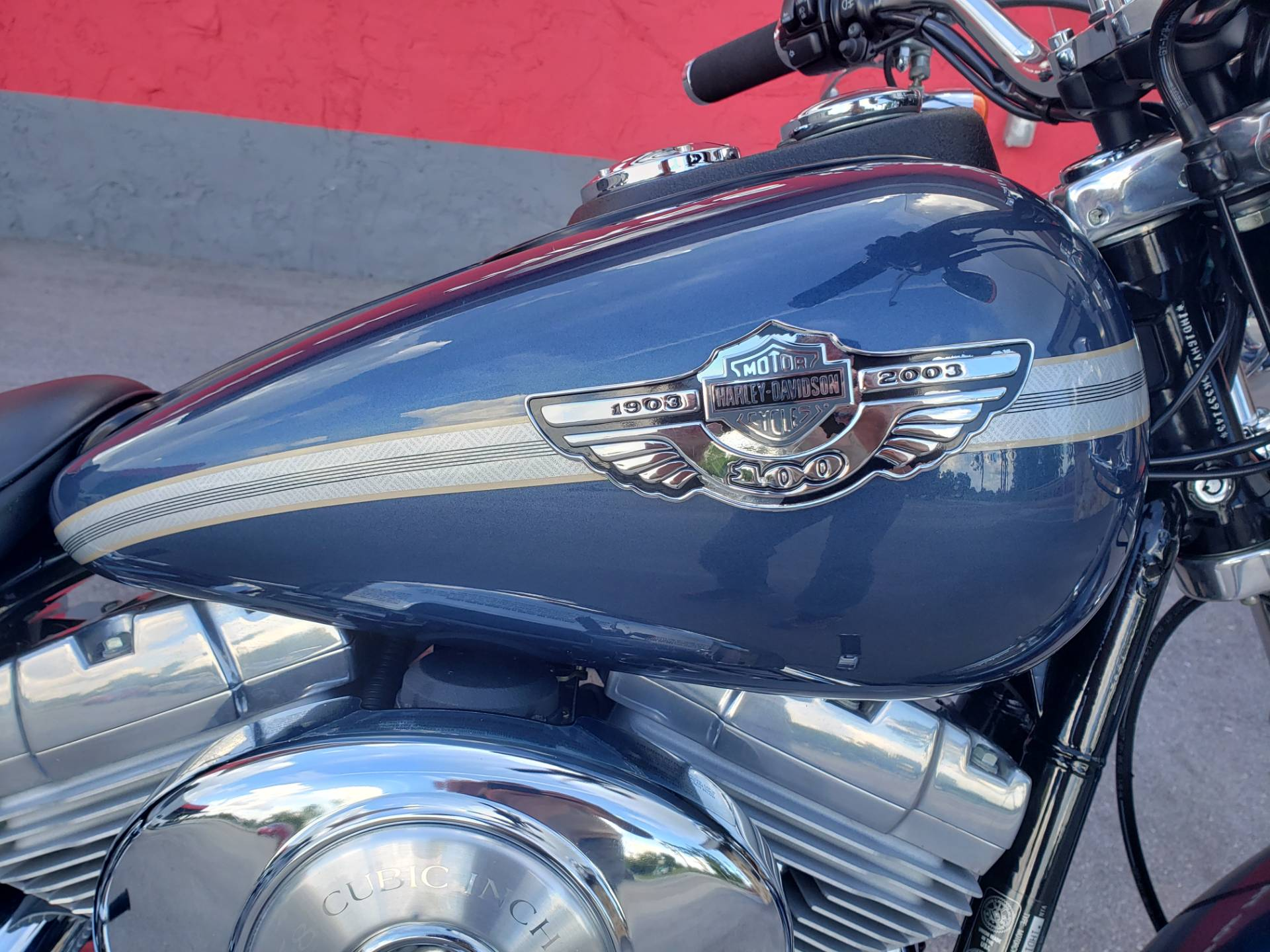 2003 Harley-Davidson FXDL Dyna Low Rider® in Fort Myers, Florida - Photo 9