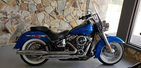 2018 Harley-Davidson Softail® Deluxe 107 in Fort Myers, Florida