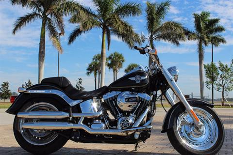 2017 Harley-Davidson Fat Boy® in Fort Myers, Florida