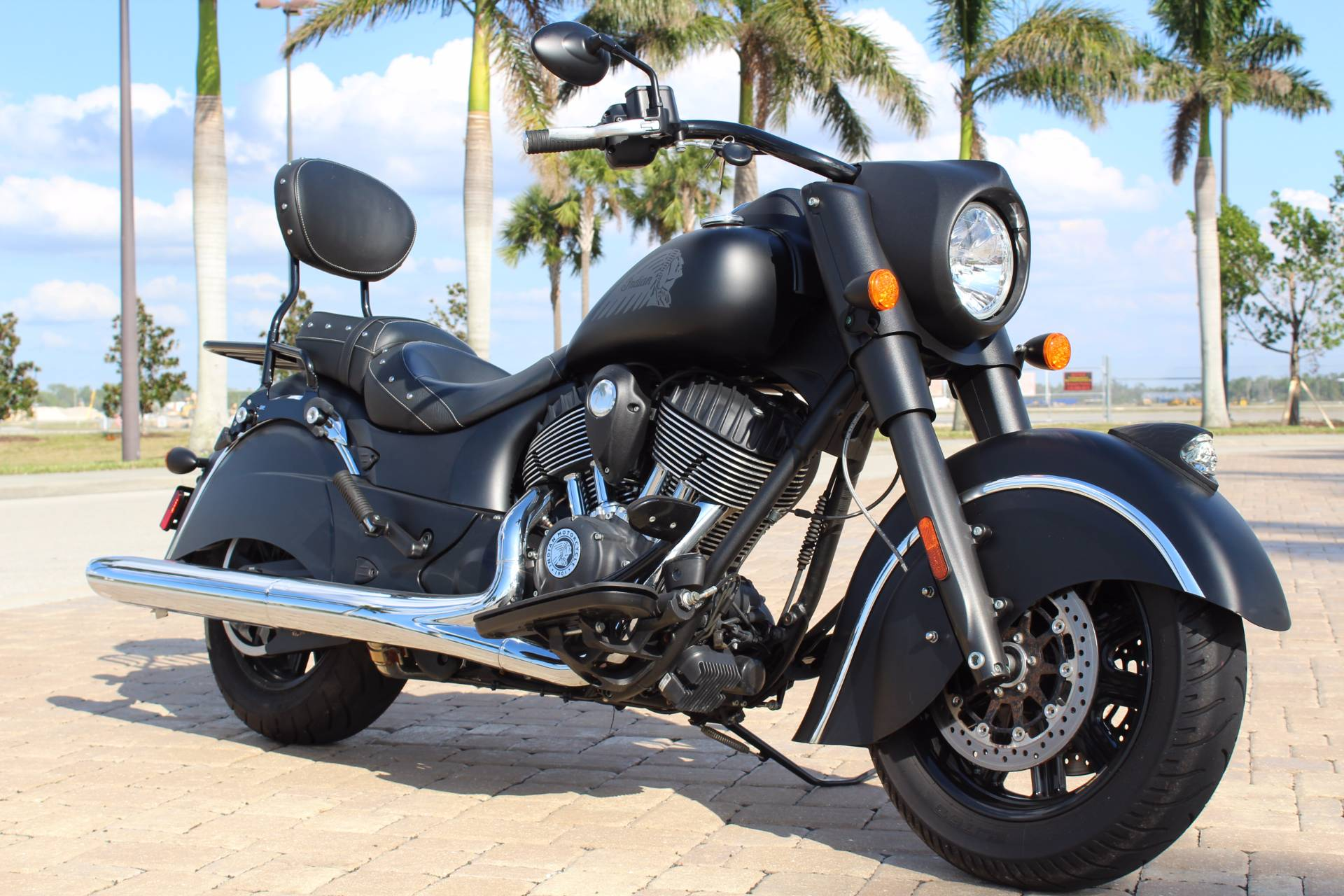 2016 Indian Chief Dark Horse® in Fort Myers, Florida