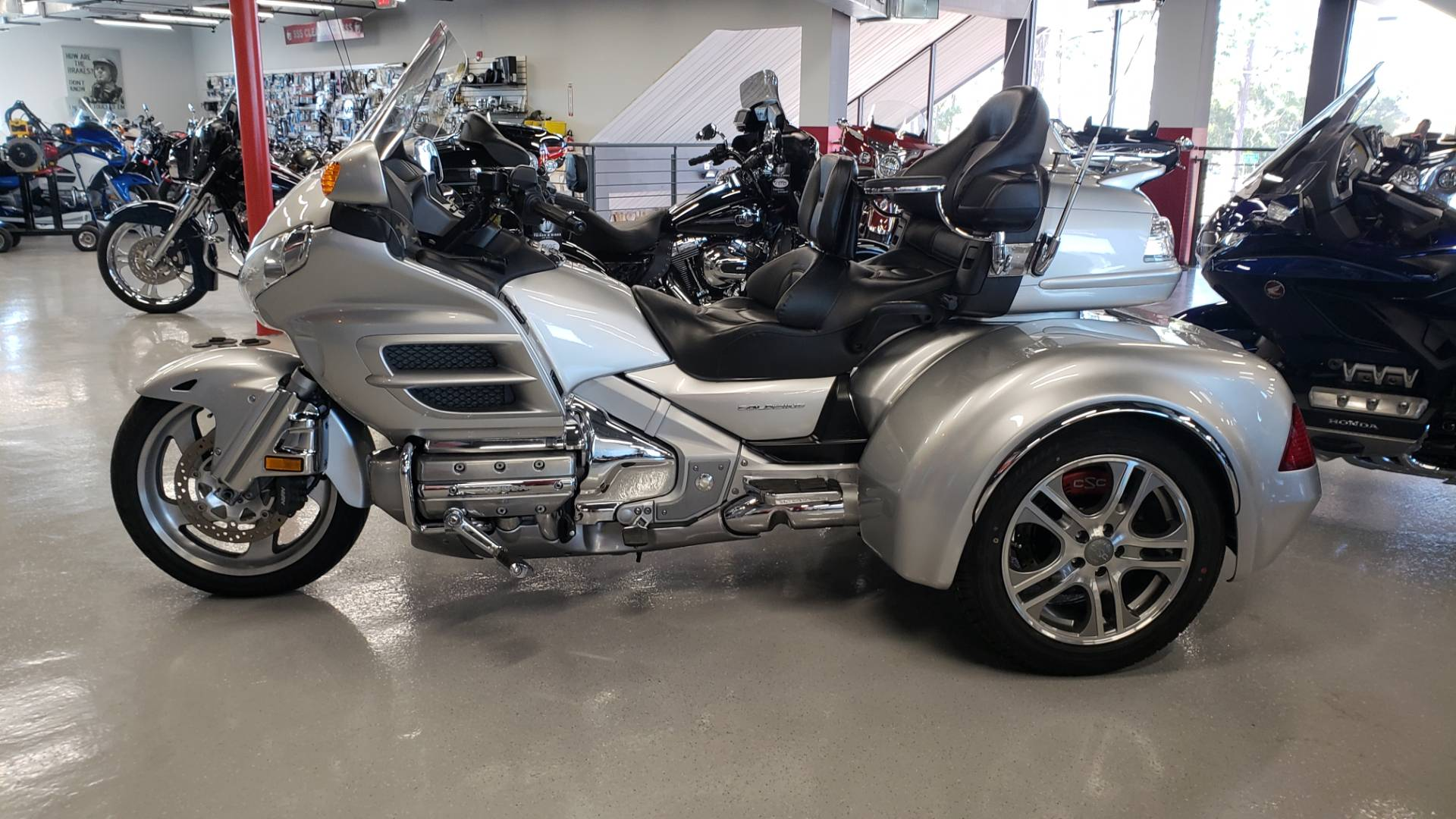 2007 HONDA Goldwing in Fort Myers, Florida