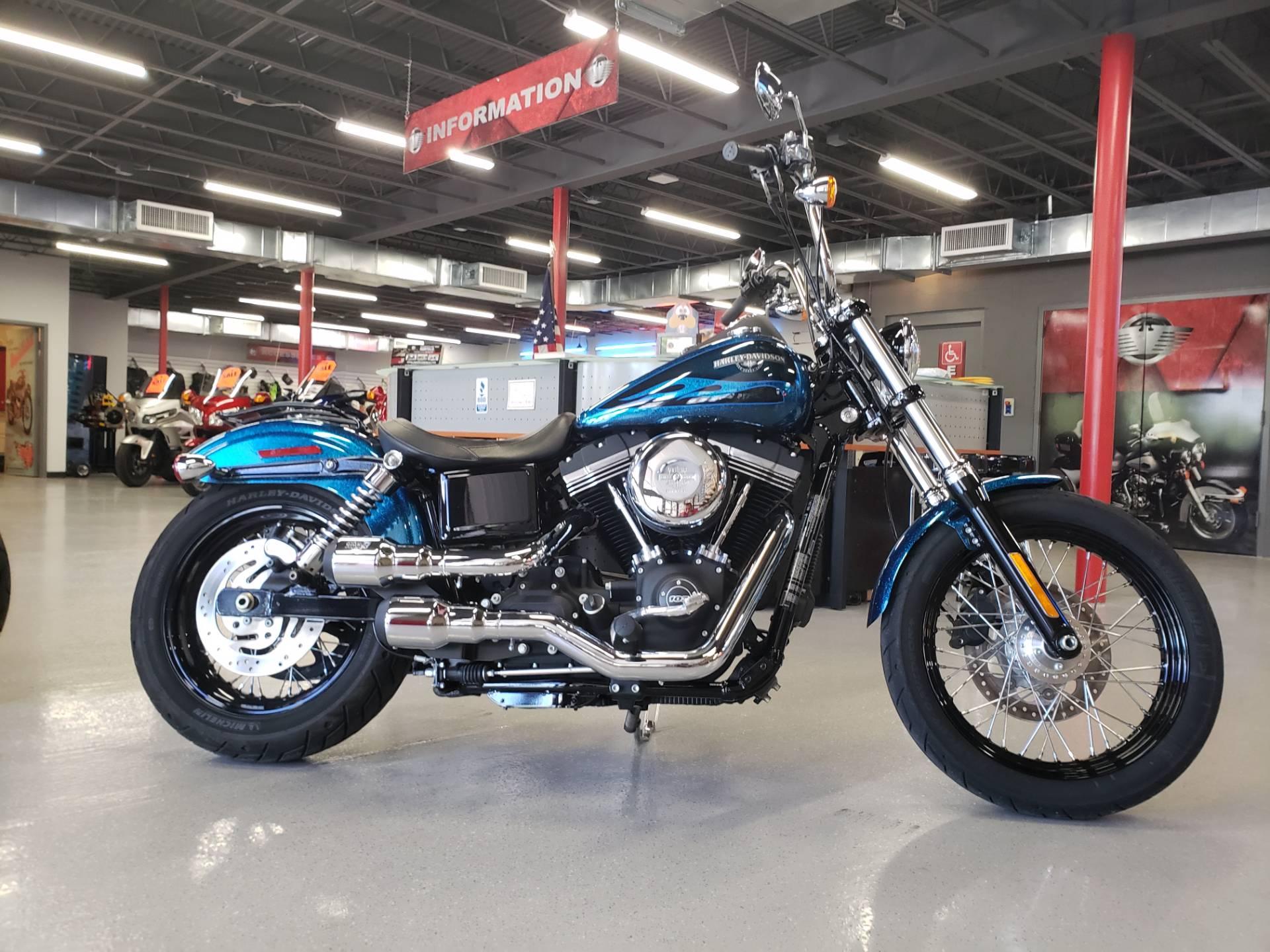 Used 2016 Harley Davidson Street Bob Motorcycles In Fort Myers Fl
