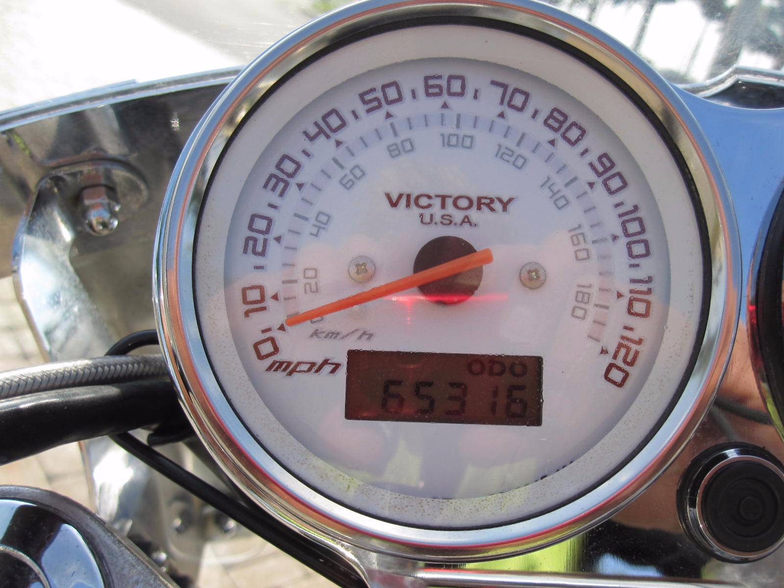 2007 Victory Jackpot™ in Fort Myers, Florida