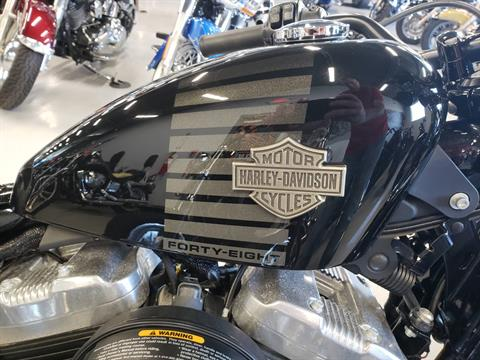 2017 Harley-Davidson Fourty Eight in Fort Myers, Florida