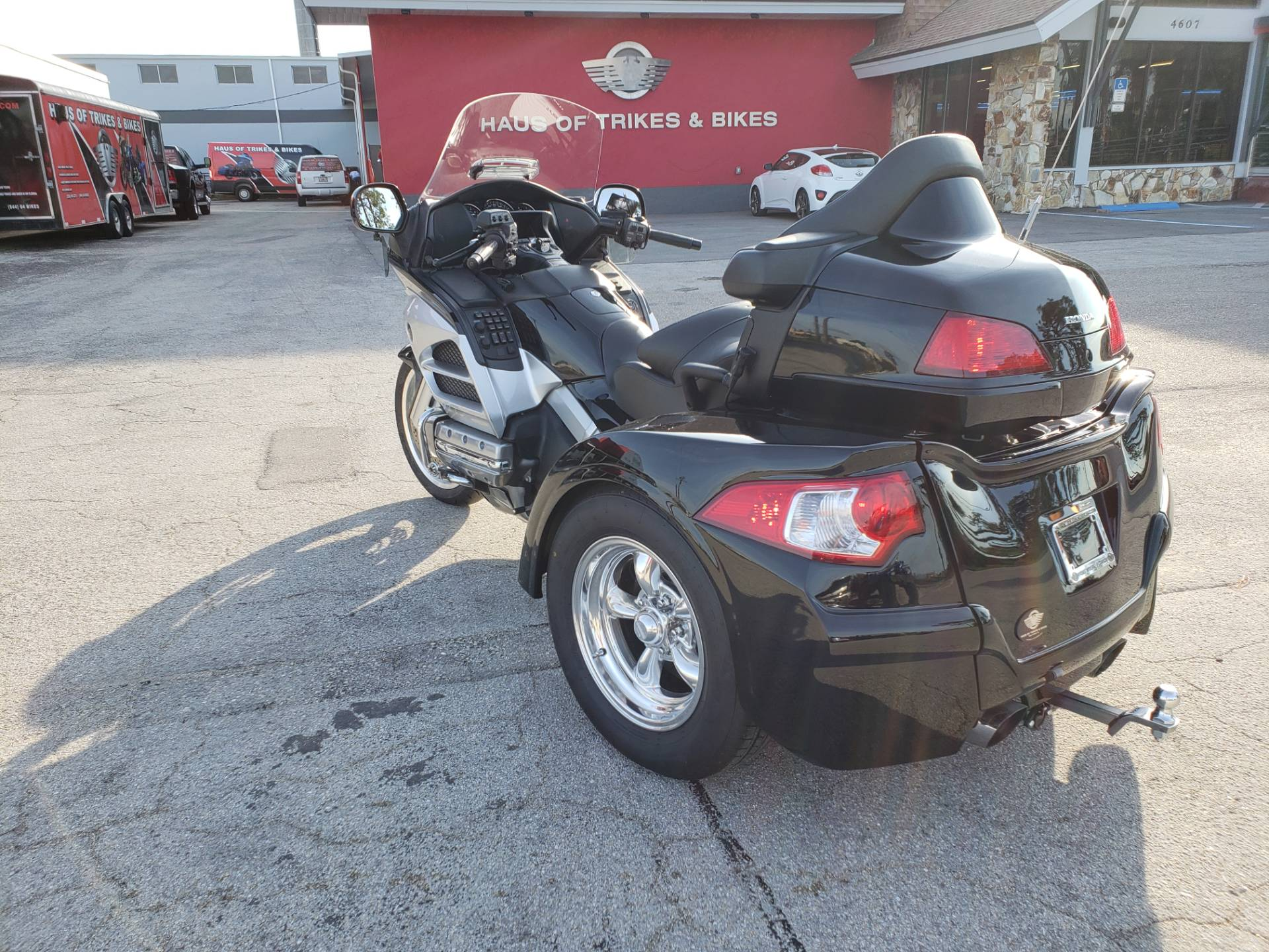 2012 HONDA GOLDWING in Fort Myers, Florida - Photo 5