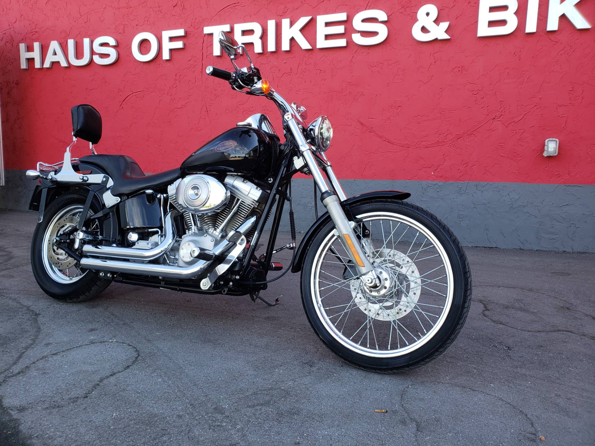 2004 Harley-Davidson FXST/FXSTI Softail® Standard in Fort Myers, Florida
