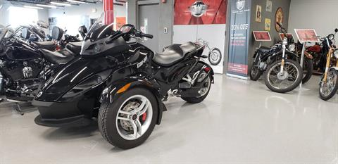 2012 Can-Am Spyder® RS SM5 in Fort Myers, Florida - Photo 1