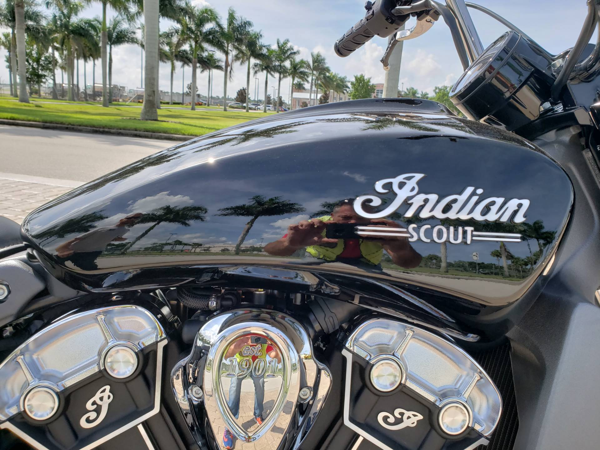 2018 Indian Scout® in Fort Myers, Florida
