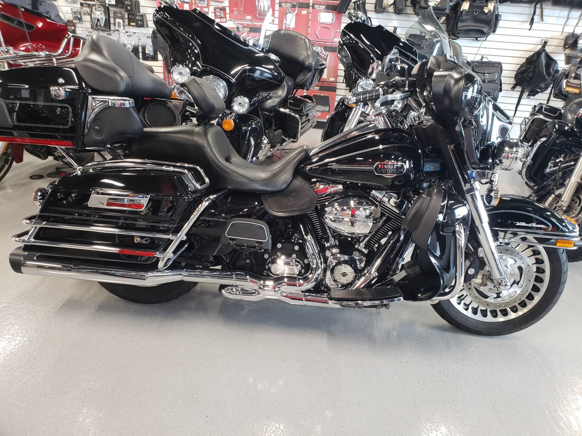 Used 2013 Harley Davidson Ultra Classic Electra Glide Motorcycles