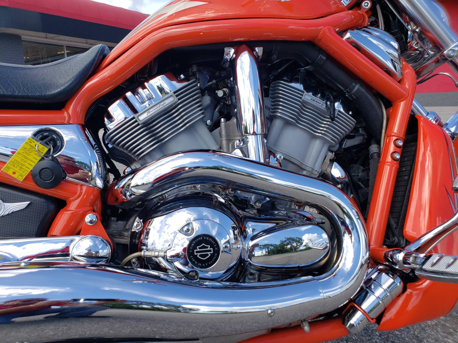 2005 Harley-Davidson VRSCSE Screamin' Eagle® V-Rod® in Fort Myers, Florida - Photo 10