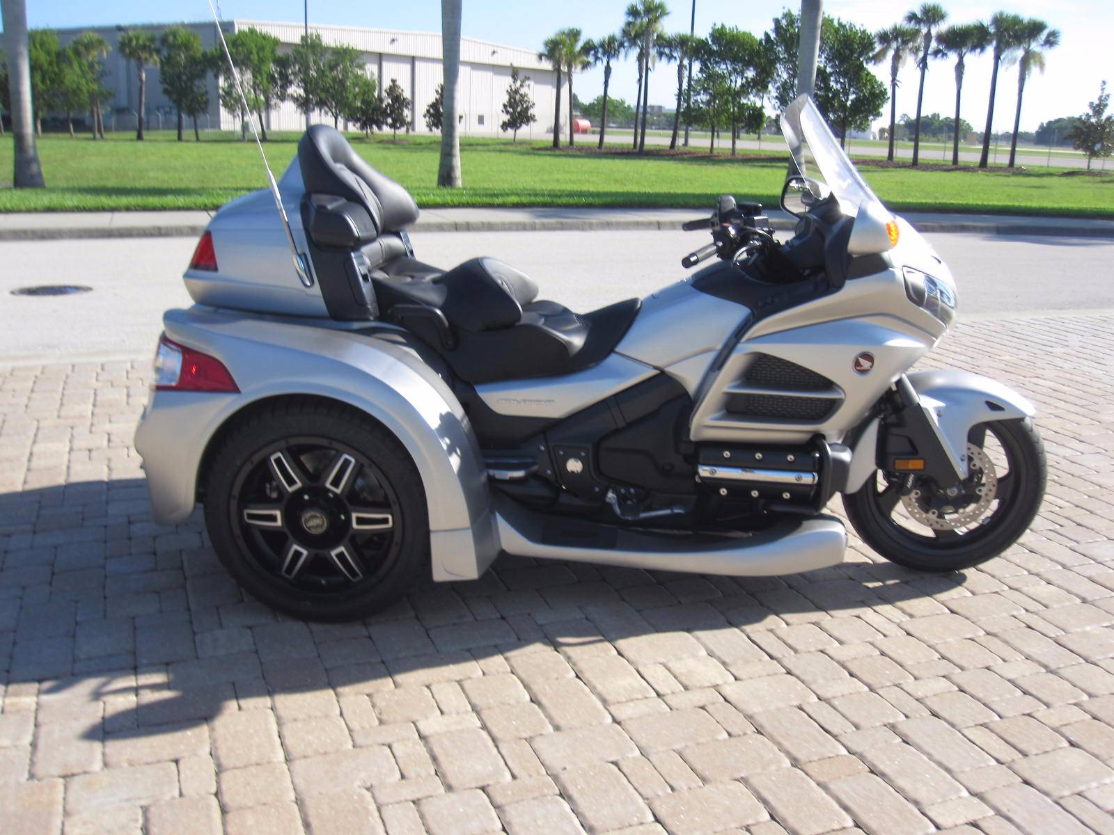 New 2016 Honda Goldwing Trikes In Fort Myers Fl Stock Number