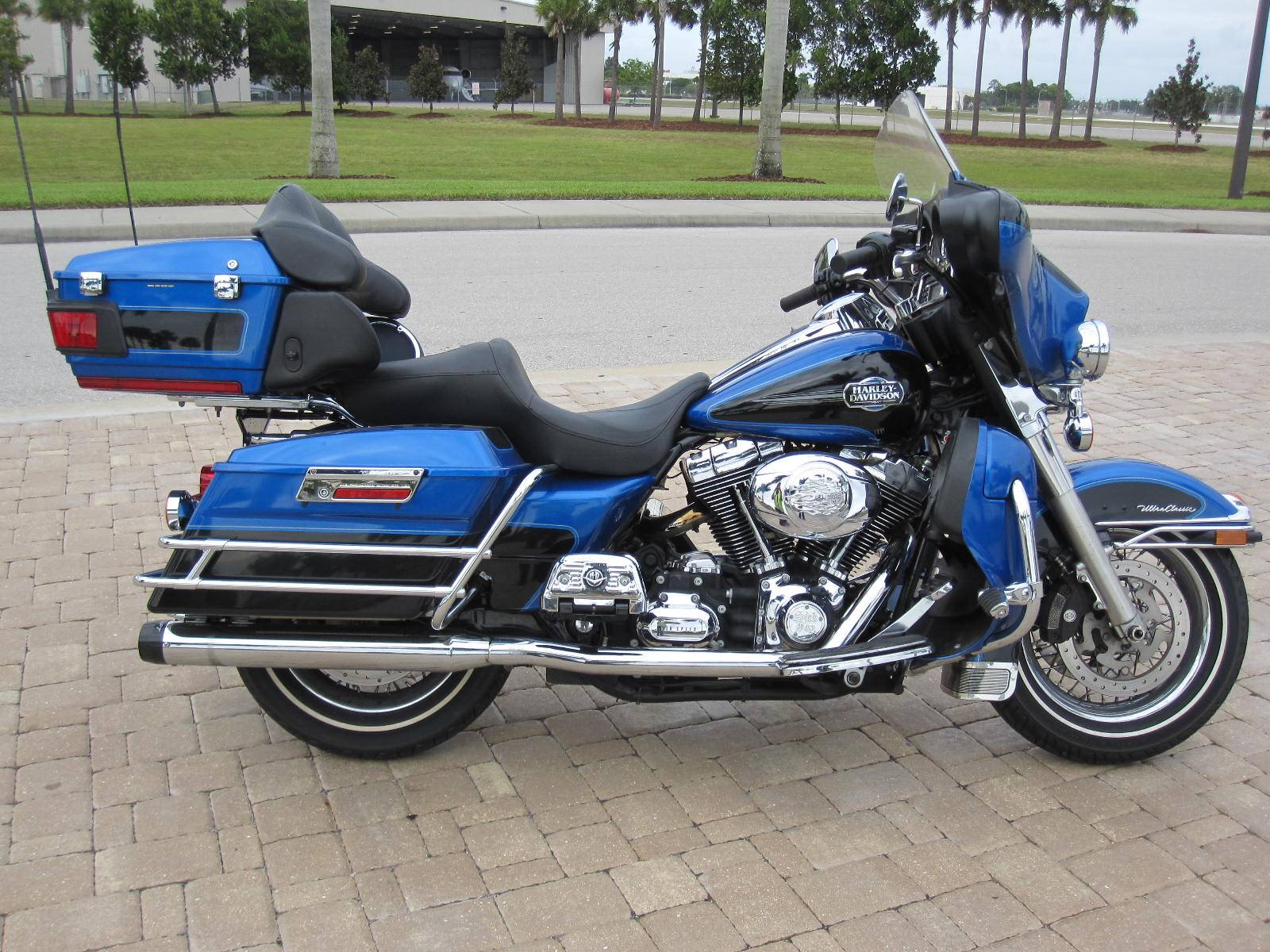 Used 2008 Harley Davidson Ultra Classic Electra Glide Motorcycles