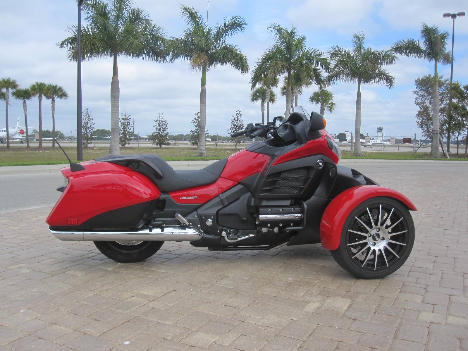 2013 Honda F6B in Fort Myers, Florida - Photo 3