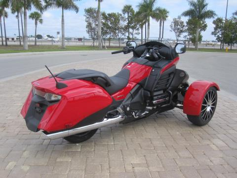 2013 Honda F6B in Fort Myers, Florida