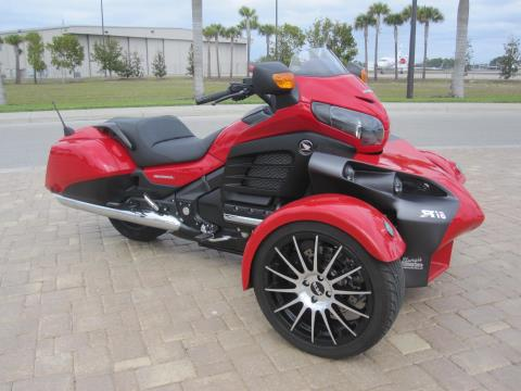 2013 Honda F6B in Fort Myers, Florida - Photo 7