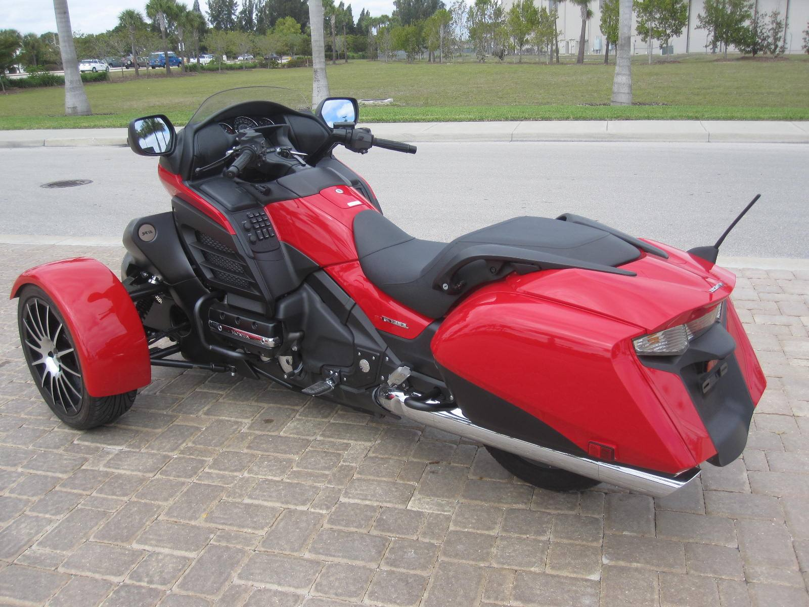 2013 Honda F6B in Fort Myers, Florida - Photo 16