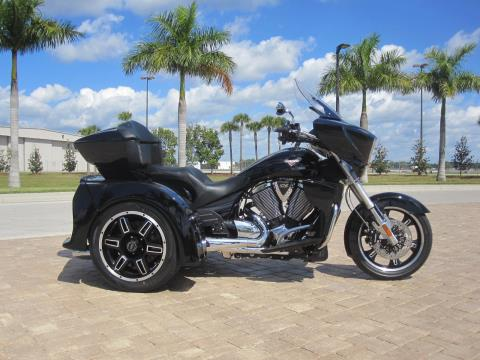 2014 Victory Motor Trike Vortex IRS in Fort Myers, Florida - Photo 1