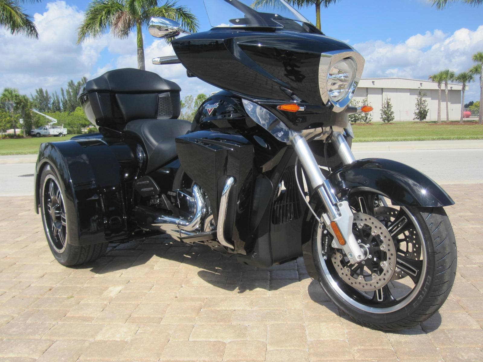 2014 Victory Motor Trike Vortex IRS in Fort Myers, Florida - Photo 7