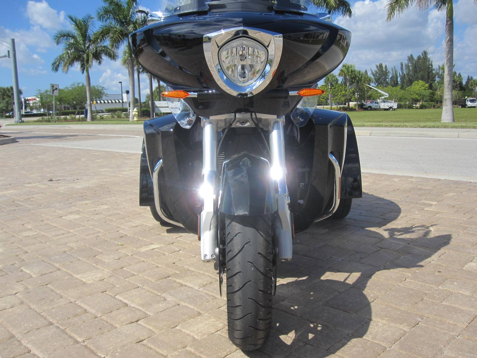 2014 Victory Motor Trike Vortex IRS in Fort Myers, Florida - Photo 8
