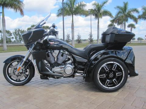 2014 Victory Motor Trike Vortex IRS in Fort Myers, Florida - Photo 15