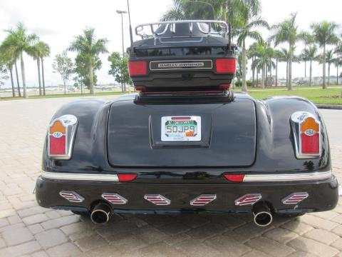 2010 Harley-Davidson California Sidecar in Fort Myers, Florida - Photo 11