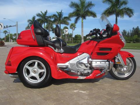 2004 Honda Lehman Trike kit in Fort Myers, Florida - Photo 1