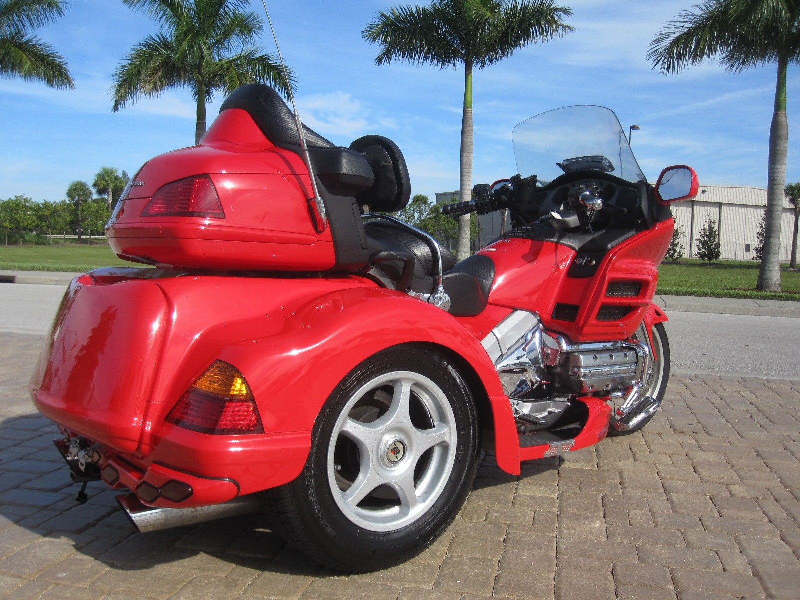 2004 Honda Lehman Trike kit in Fort Myers, Florida - Photo 2