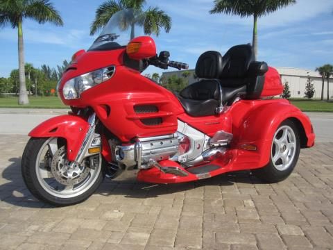 2004 Honda Lehman Trike kit in Fort Myers, Florida