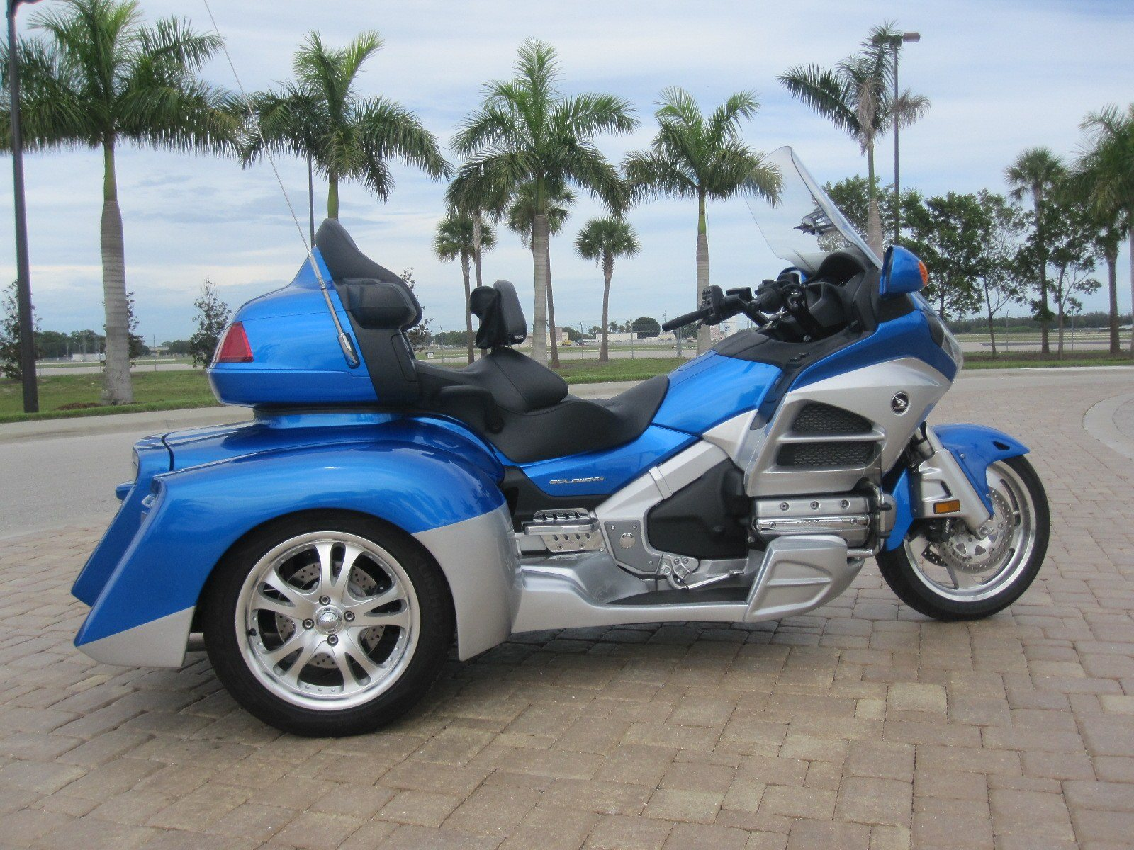 2012 Honda Hannigan Gen II in Fort Myers, Florida - Photo 1