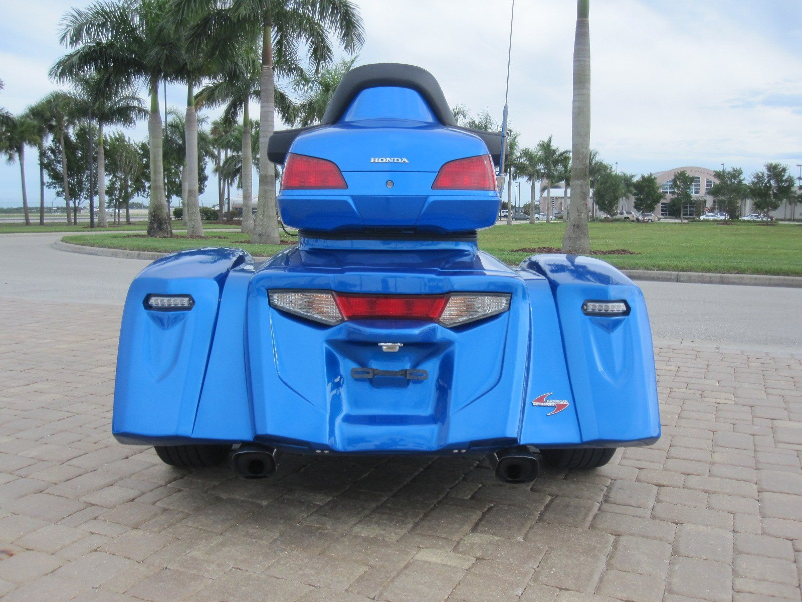 2012 Honda Hannigan Gen II in Fort Myers, Florida