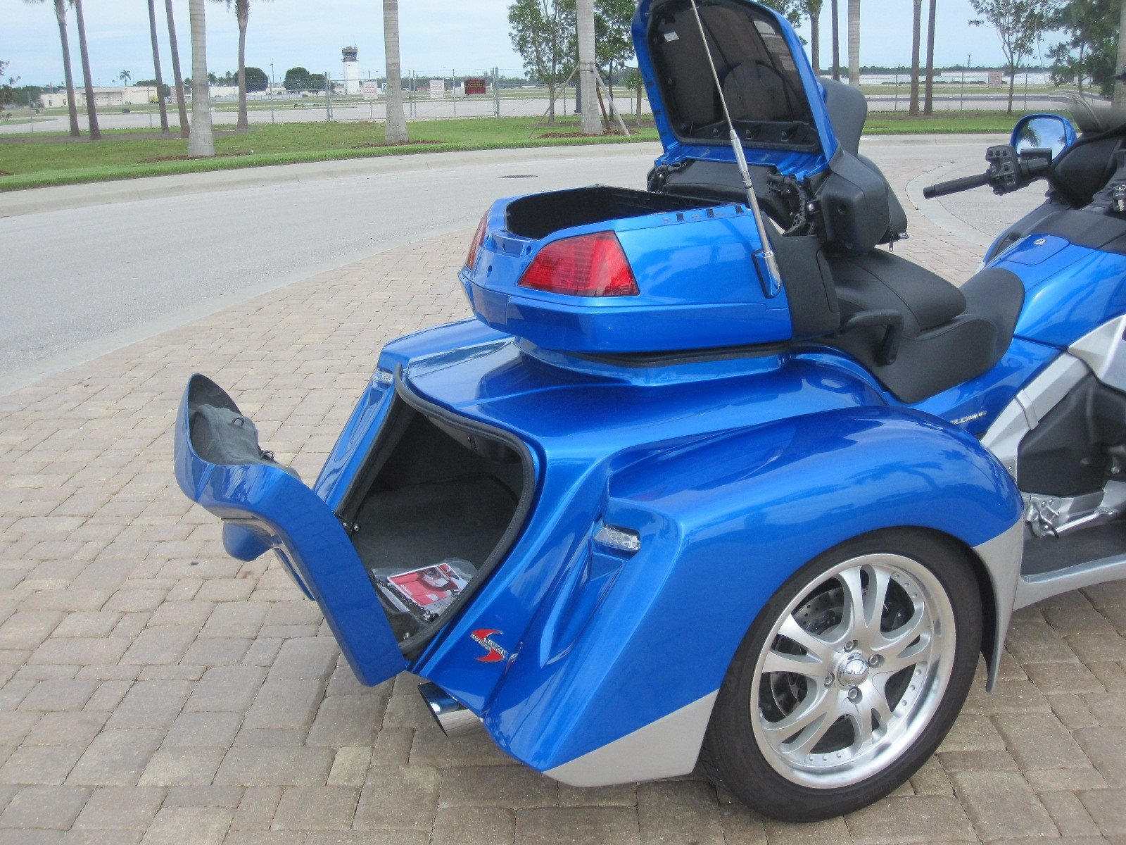 2012 Honda Hannigan Gen II in Fort Myers, Florida - Photo 17