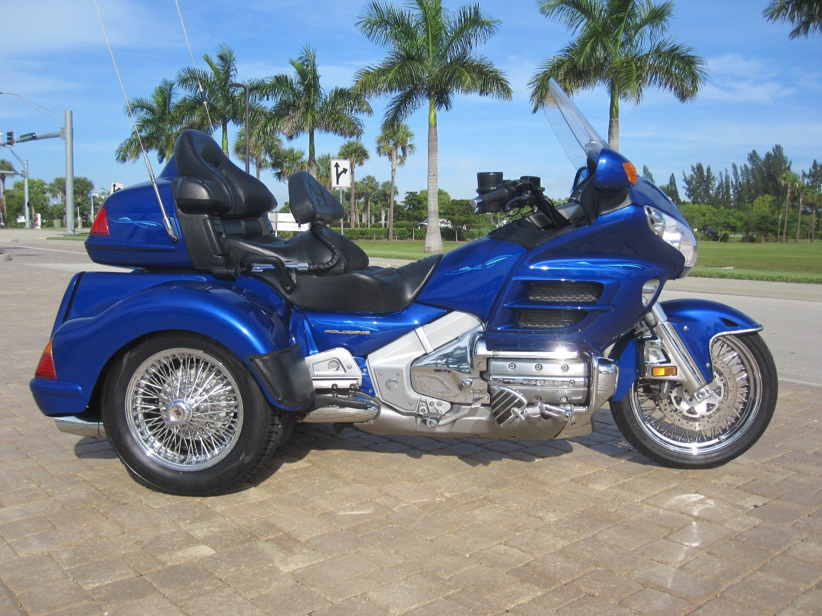 2001 Honda Lehman Trike Monarch II in Fort Myers, Florida - Photo 1