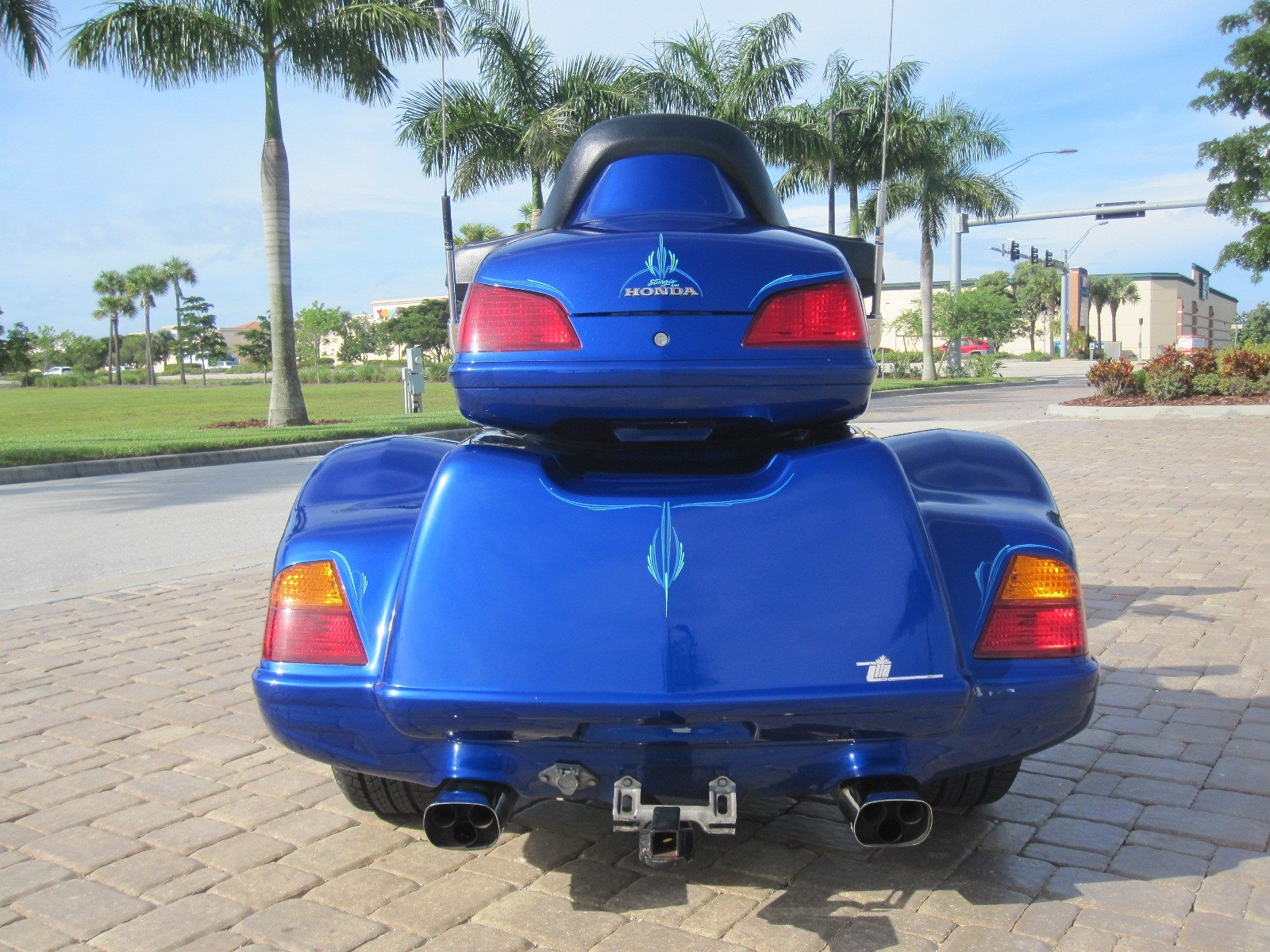 2001 Honda Lehman Trike Monarch II in Fort Myers, Florida - Photo 12