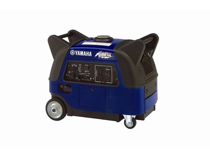 2016 Yamaha Inverter EF3000iSEB in Brewton, Alabama