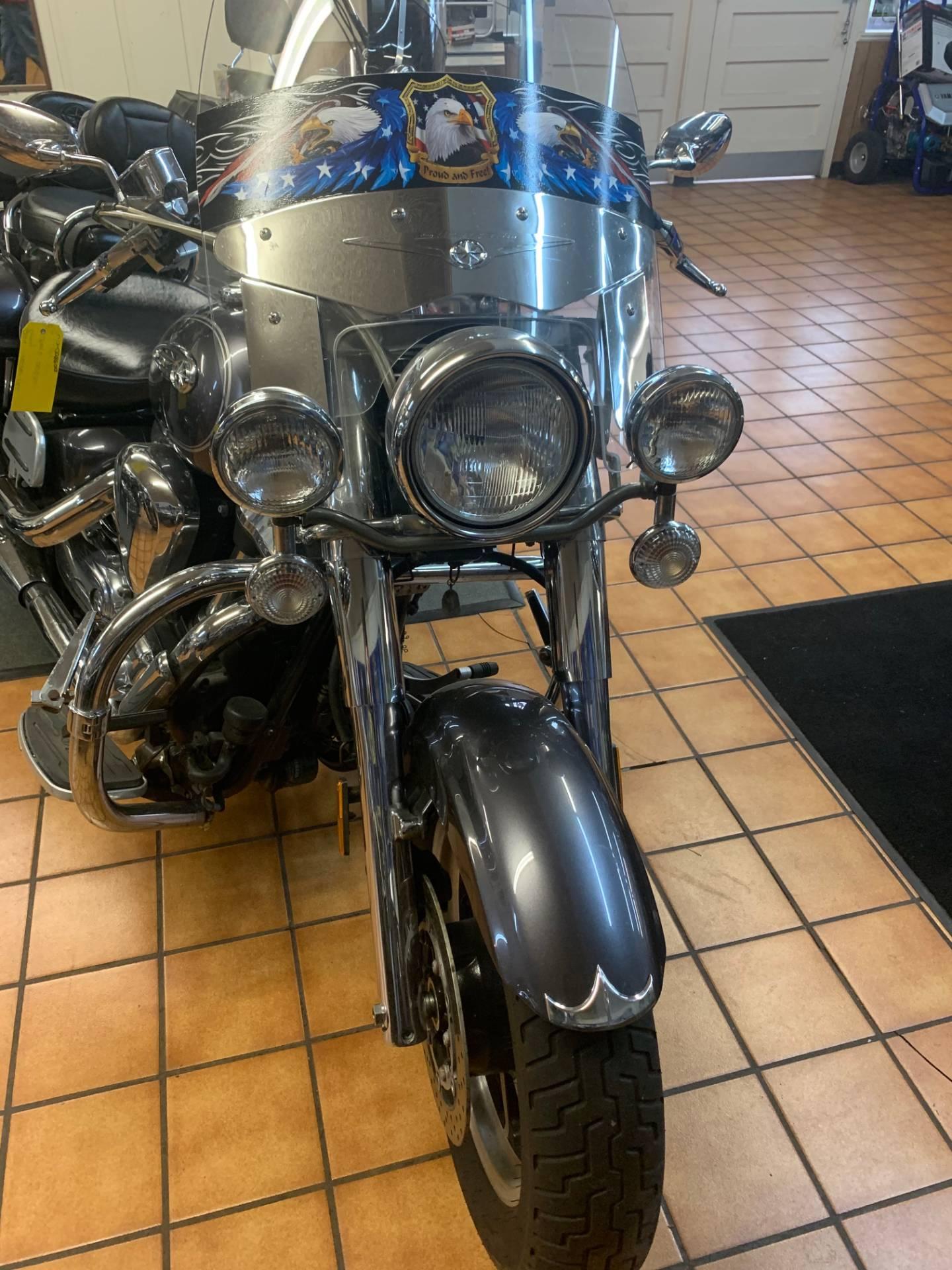 2014 Yamaha XV17ATSEG 4