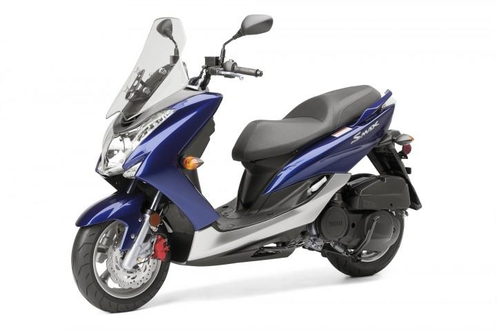 2015 Yamaha XC155FL in Brewton, Alabama