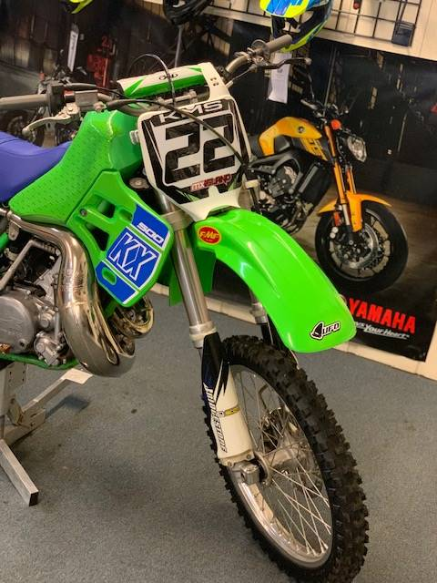 Kawasaki KX500 DIRT BIKE in Brewton, Alabama - Photo 1