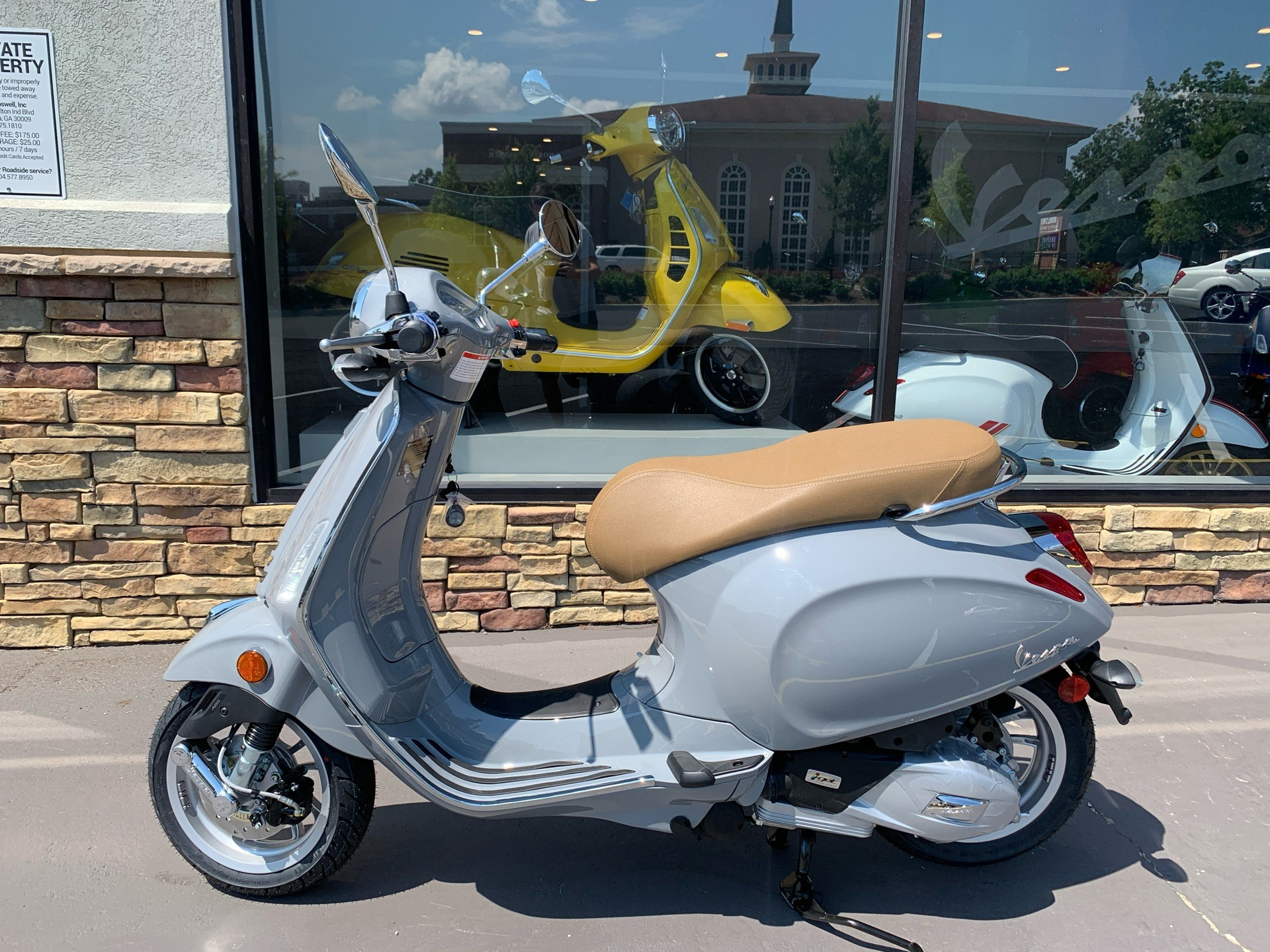 2021 Vespa Primavera For City 150 in Marietta, Georgia - Photo 1