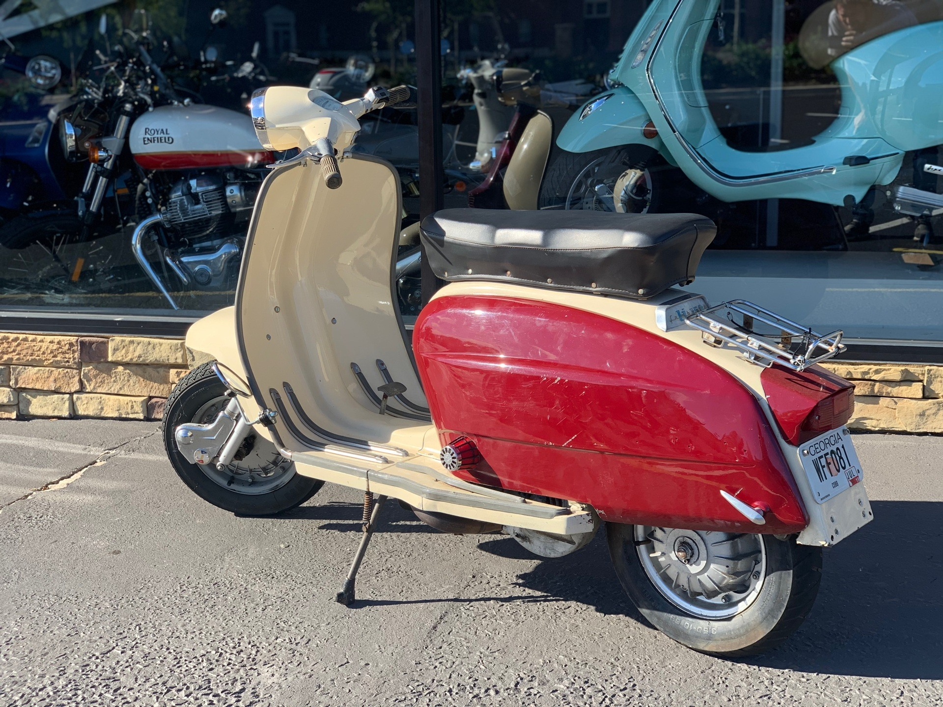 1962 Lambretta Li 150 Series III in Marietta, Georgia - Photo 8