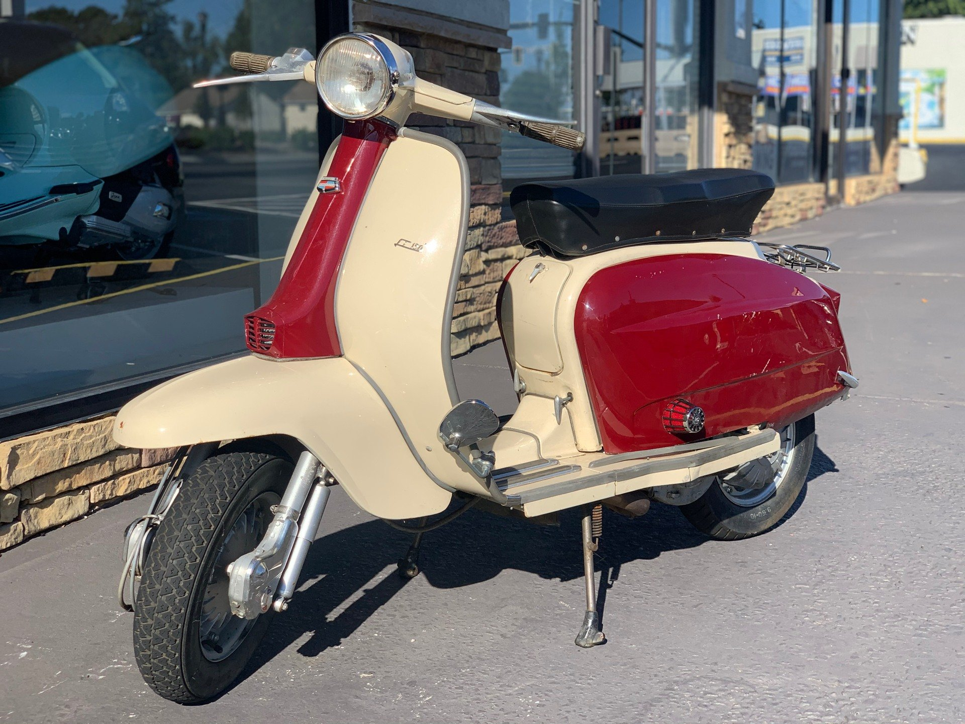 1962 Lambretta Li 150 Series III in Marietta, Georgia - Photo 1