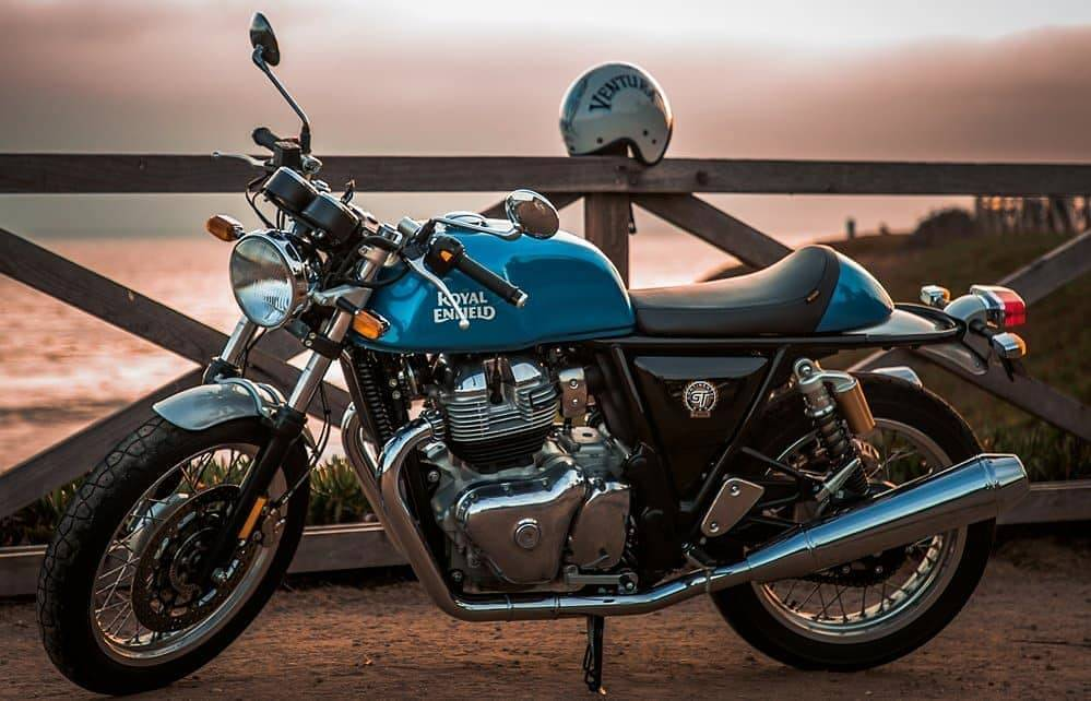 2020 Royal Enfield Continental GT 650 in Marietta, Georgia - Photo 3