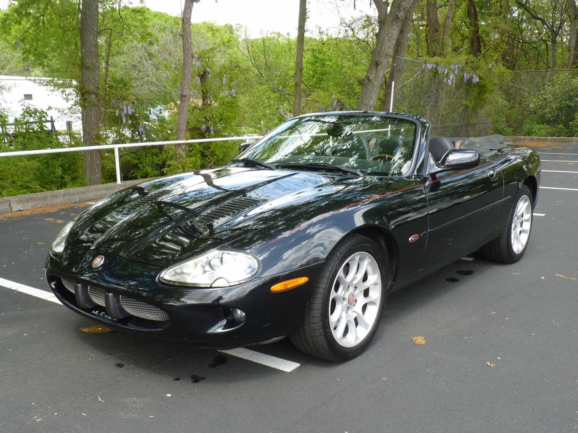 2000 Jaguar XKR in Marietta, Georgia - Photo 2