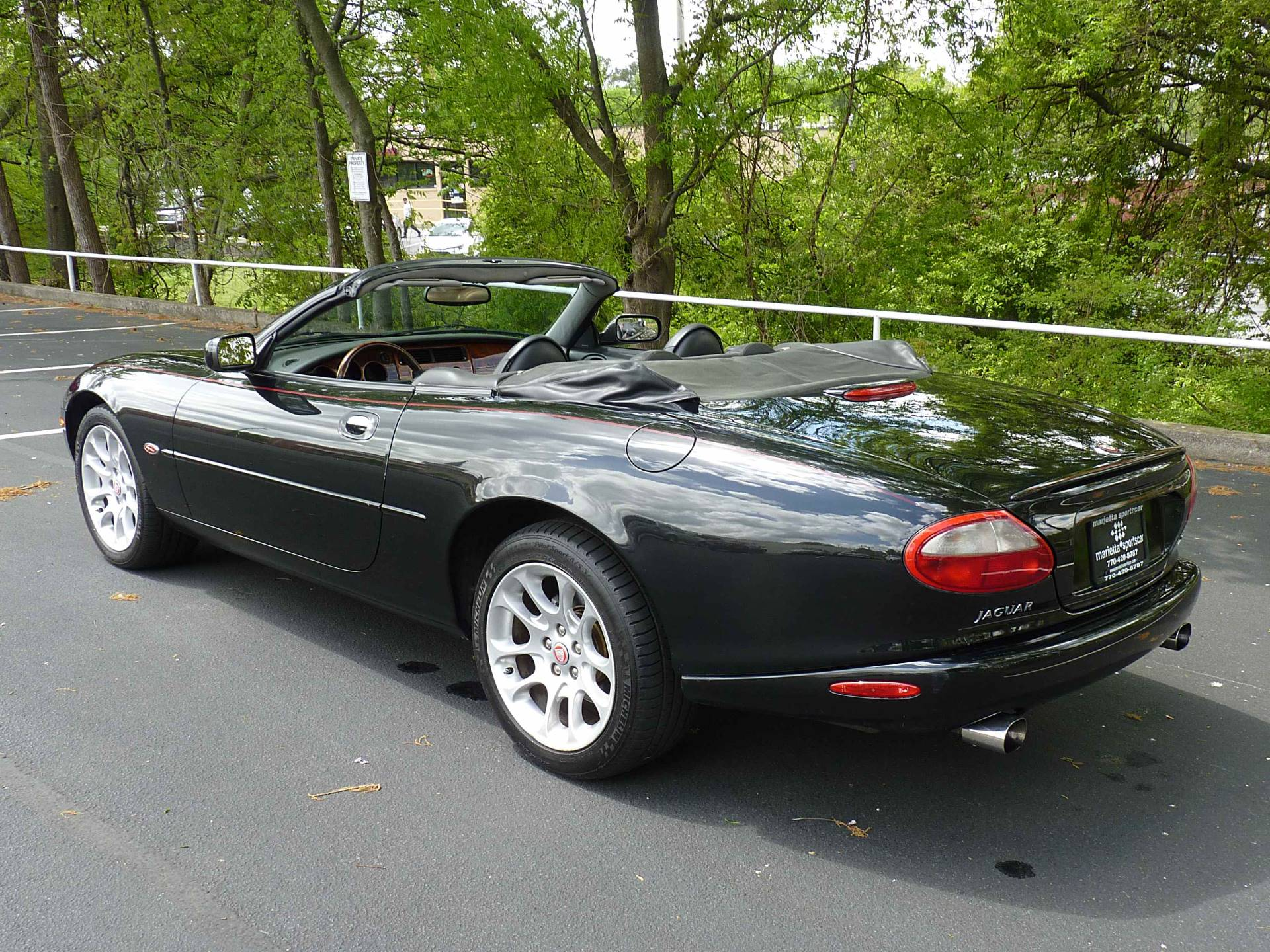 2000 Jaguar XKR in Marietta, Georgia - Photo 3