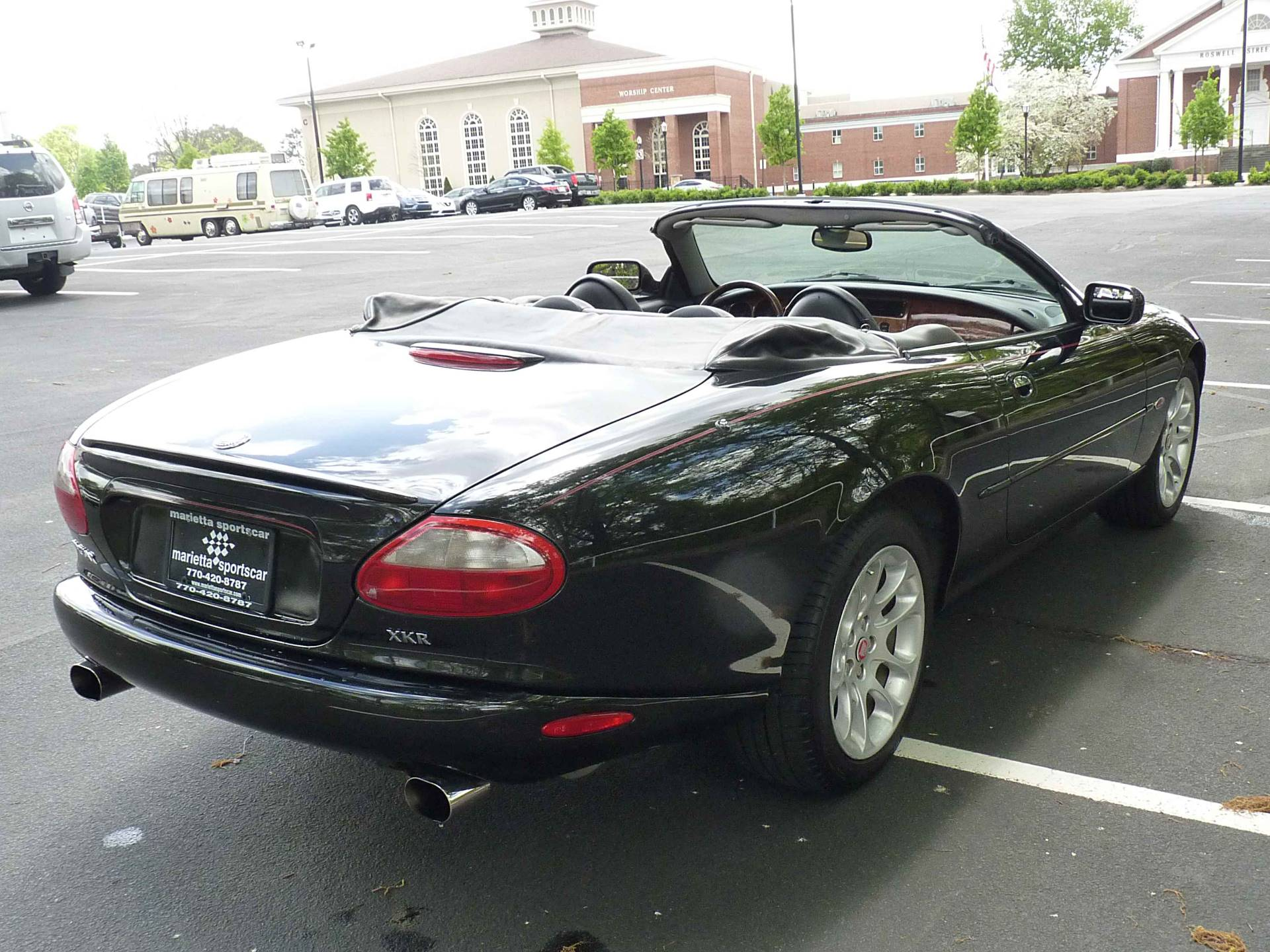 2000 Jaguar XKR in Marietta, Georgia - Photo 4