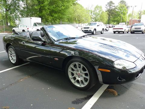 2000 Jaguar XKR in Marietta, Georgia - Photo 6