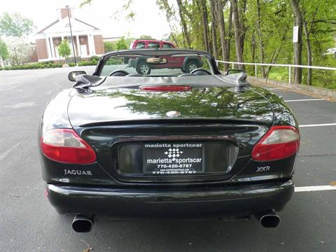 2000 Jaguar XKR in Marietta, Georgia - Photo 15