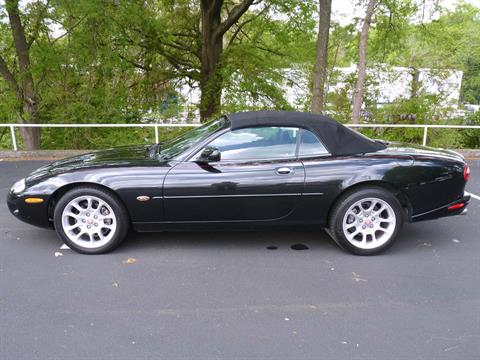 2000 Jaguar XKR in Marietta, Georgia - Photo 25