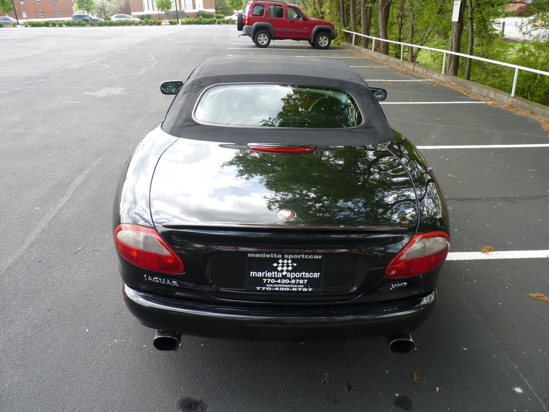 2000 Jaguar XKR in Marietta, Georgia - Photo 27